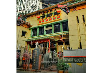 The Poh Toh Si Temple