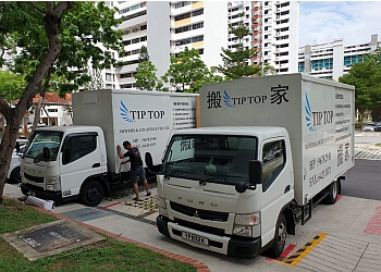 Tip Top Movers & Logistics Pte Ltd