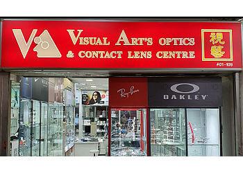 VISUAL ART'S OPTICS & CONTACT LENS CENTRE
