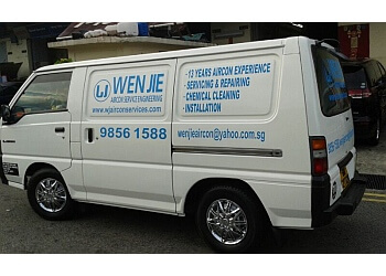 Wen Jie Aircon Service Engineering
