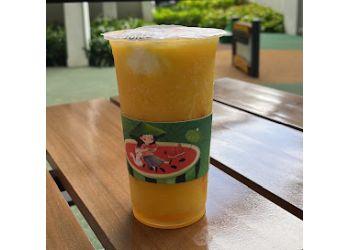 Wonder Juice @ Aperia
