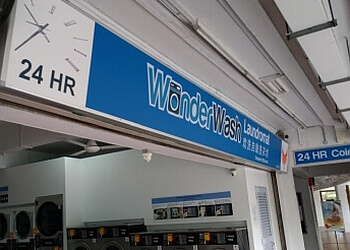 Wonder Wash Laundromat Tampines