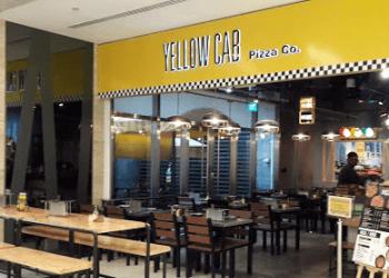 Yellow Cab Pizza Co. Singapore